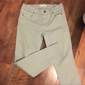 Ann Taylor loft jeans 26/2